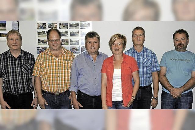 Gerd Müller bleibt Ortsvorsteher von Blumegg