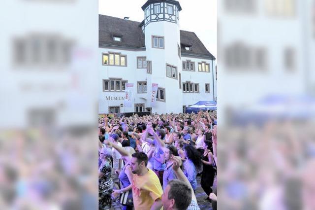 Bläser-Bande aus Übersee entert das Festival