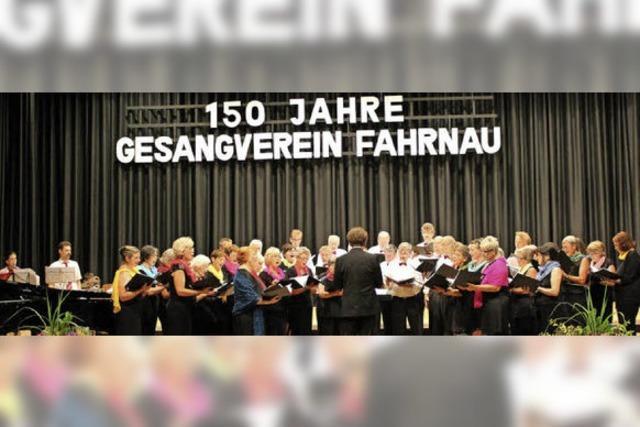 Lobeshymnen auf Sänger und Gesang