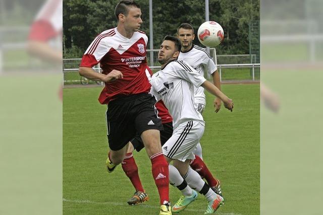 SV 08 holt Grieshaber-Cup