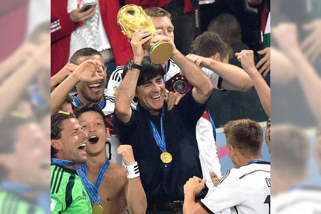 DFB startet EM-Planung mit Löw