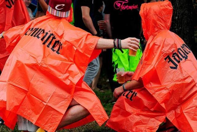 Sea-You-Festival: Starkregen verursacht Mehrkosten für Veranstalter