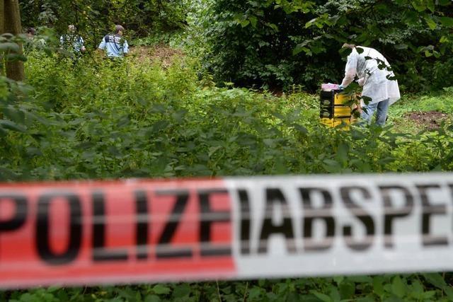 Getöteter Junge in Freiburg - Polizei verteilt Flugblätter