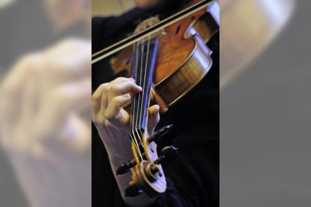 Duoabend mit Violine und Klavier im Freiburger Pianohaus Lepthien
