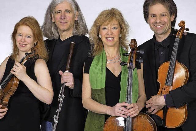 Ardinghello-Ensemble spielt Mozart in Freiburg