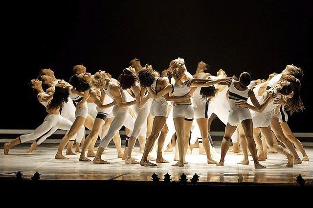 Das Béjart Ballet Lausanne kommt nach Basel