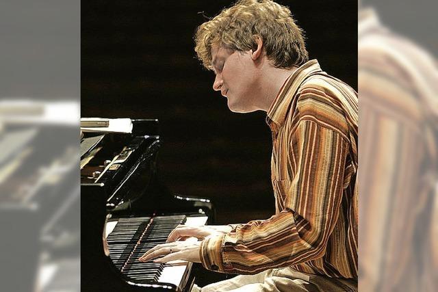 Weltklasse an 88 Tasten: Der finnische Pianist Olli Mustonen in Freiburg