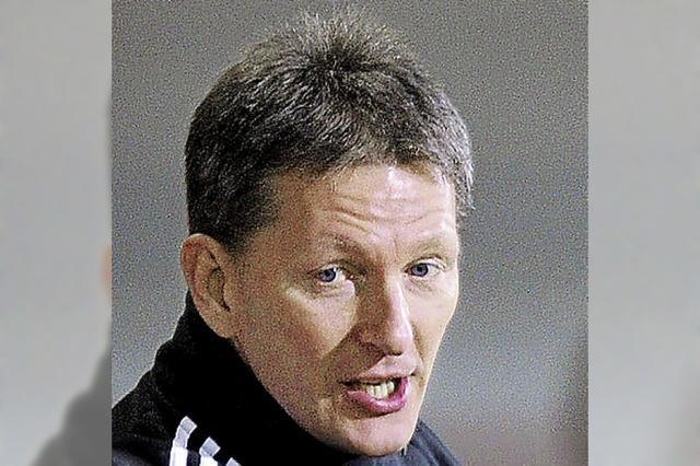 Der Deutsche Fußball-Bund hat es in der Co-Trainer-Frage nicht eilig
