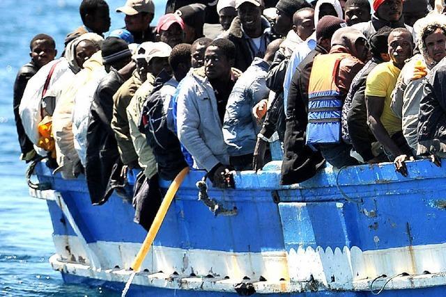 Massaker auf Flüchtlingsboot?