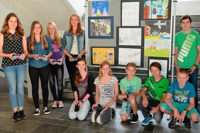 Junge Künstler sahnen Preise ab