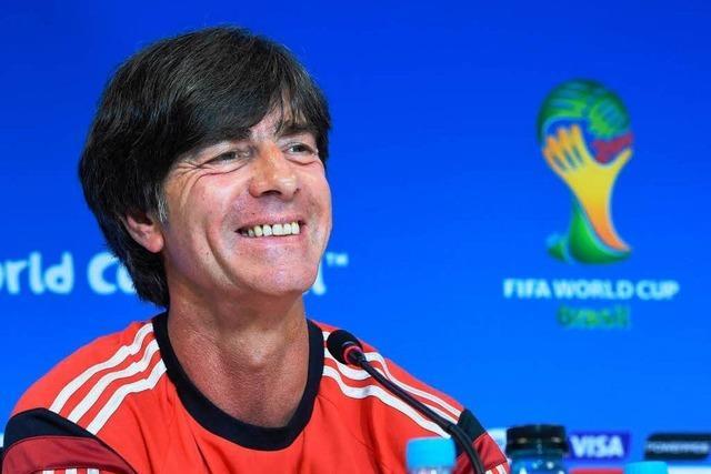 Joachim Löw bleibt Fußball-Bundestrainer