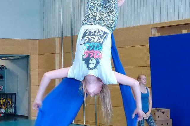 Zirkus Pippolino wird ganz klassisch