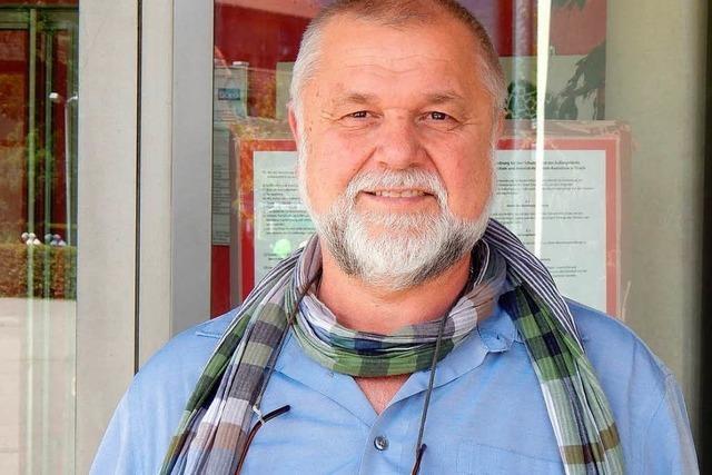 Elzacher Schulleiter Dieter Gühr geht in den Ruhestand
