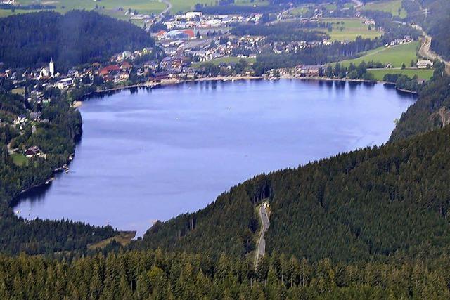 Titisee und Schluchsee gehören zu den 50 schönsten Seen Deutschlands