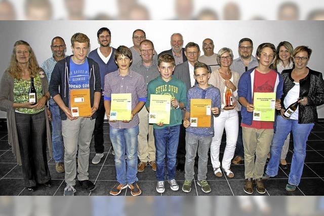 Zukunft des Schulweinprojekts in Oberrotweil ist ungewiss