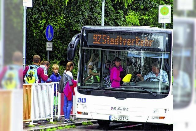 Vorfreude auf das Stadtbuskonzept