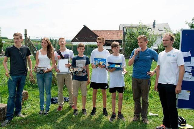 Solar Challenge Ettenheim im dritten Anlauf