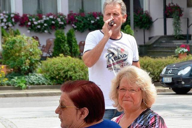 Anwohner klagen über Lärm in der City