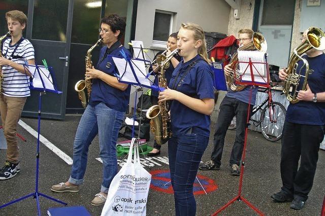 Musikverein im Klimaloch