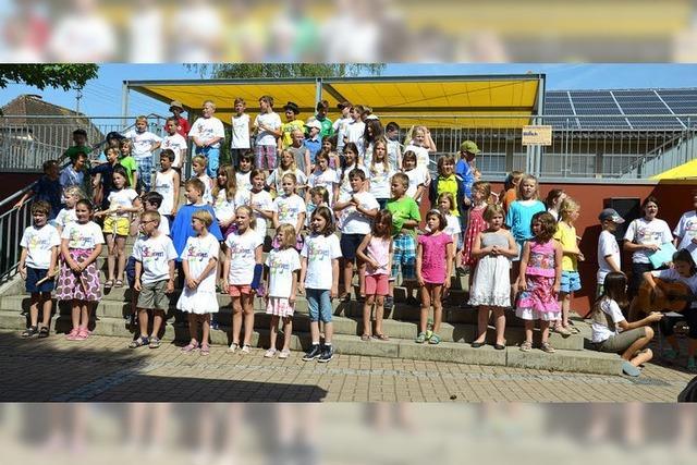Schulfest zeigt den Zusammenhalt
