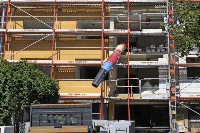 Neue Bürgschaft für Umbau des Hauses Merian