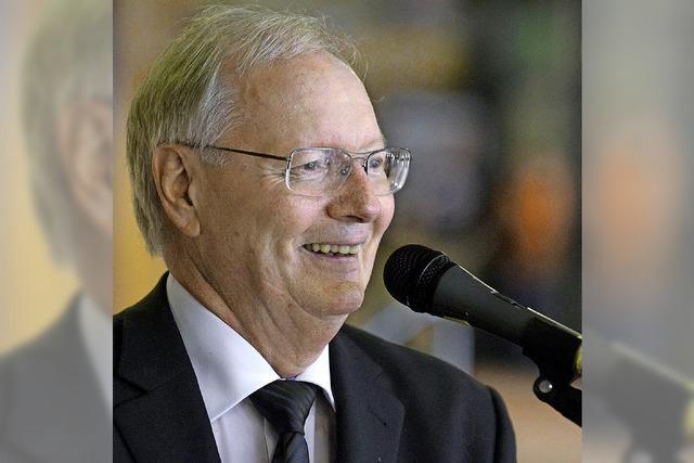 "Hans Lehmann: ""Visionärer Strippenzieher"""