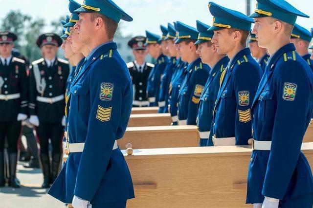 Flug MH17: Tag der Trauer in den Niederlanden