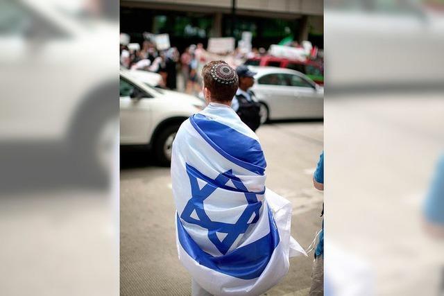 Israel-Kritiker Rolf Verleger: