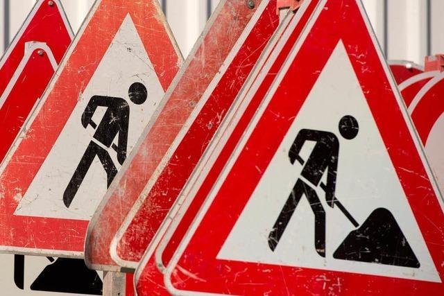 Südbadische Politiker fordern Geld für den Straßenbau