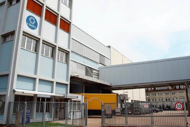 Garn-Hersteller Coats schließt Werk in Kenzingen