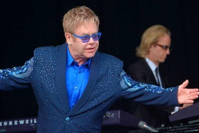 Wie war's bei … Elton John auf dem Stimmen-Festival?