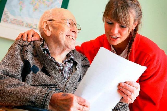 Wie ein Gutachten im Pflegefall abläuft