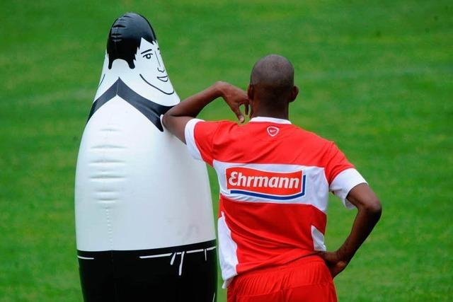 Verlässt Gelson Fernandes den SC Freiburg?
