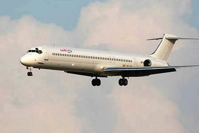 Passagierflugzeug über Mali abgestürzt