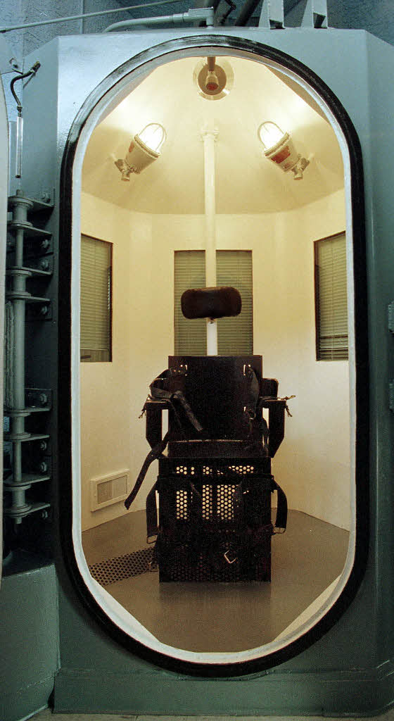 die gaskammer - ausland