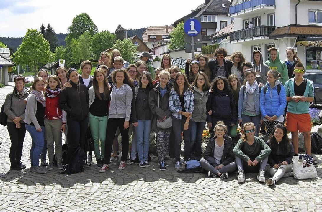 Gelungene Premiere: Es gibt einen neue... einer Schule im italienischen Trento.    Foto: Privat