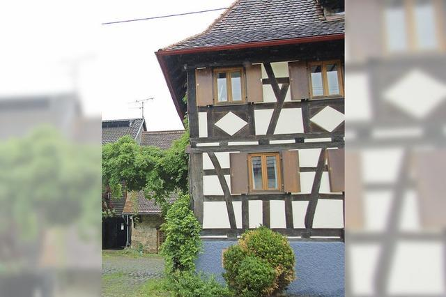 Heimatmuseum soll in das alte Försterhaus einziehen