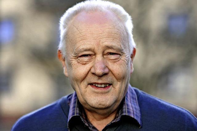 Pfarrer Hansjörg Rasch geht am 1. August in den Ruhestand