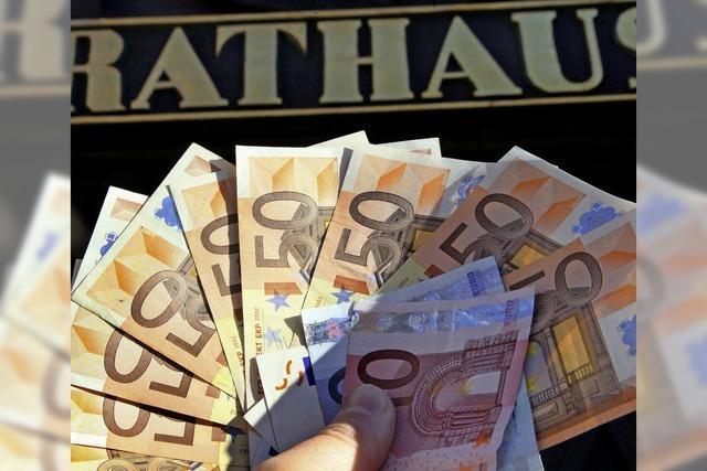 Finanzlage der Kommunen trübt sich ein