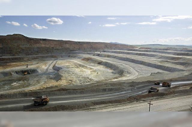 Die Transparenz der Einnahmen aus Bodenschätzen soll weltweit verbessert werden