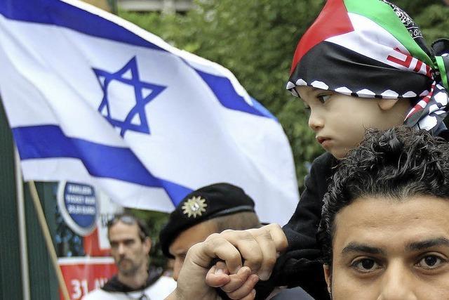 Israel lehnt Kerry-Plan ab