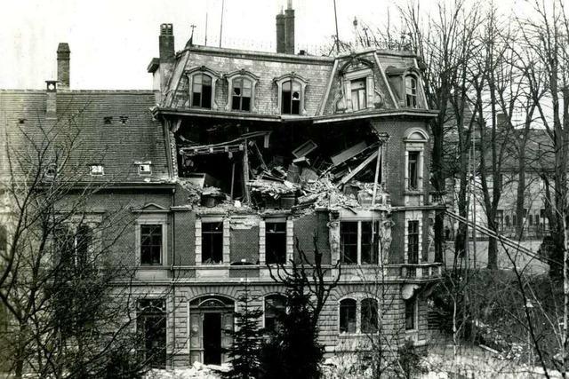 Erster Weltkrieg: Luftangriffe trafen Freiburg