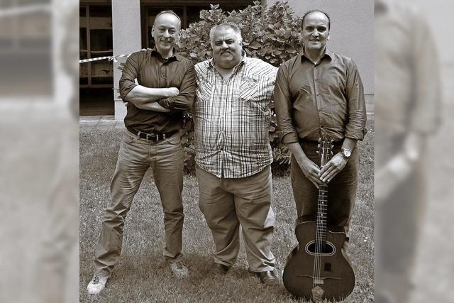 Gigolo Reinhardt Jazztett in Emmendingen