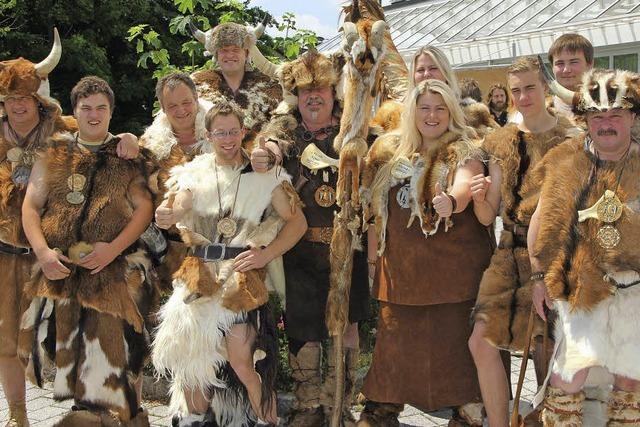 Germanenfest in Zell-Mambach