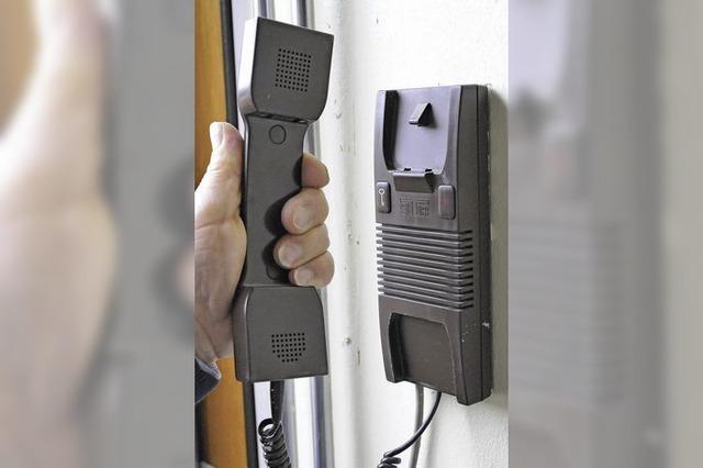 Elektro- und Alarmanlage wird erneuert