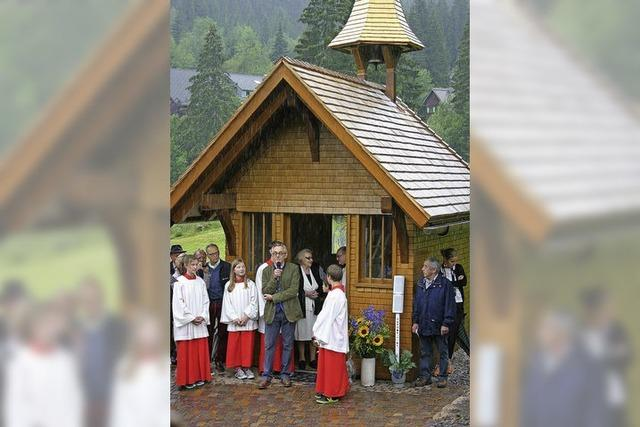 Kirchliches Kleinod in Neuglashütten – ein Ort der Ruhe und Besinnung