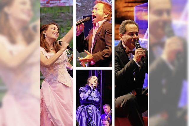 Luft nach oben auf der Musicalbühne