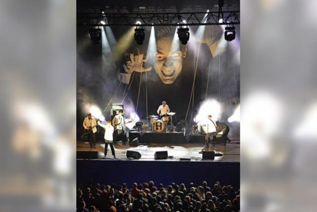 Triggerfinger und The Hives in Lörrach: Ein eindrucksvoller Rock'n'Roll-Abend
