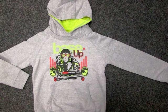 Fall Armani: Polizei veröffentlicht Fotos von Kleidung des getöteten Jungen