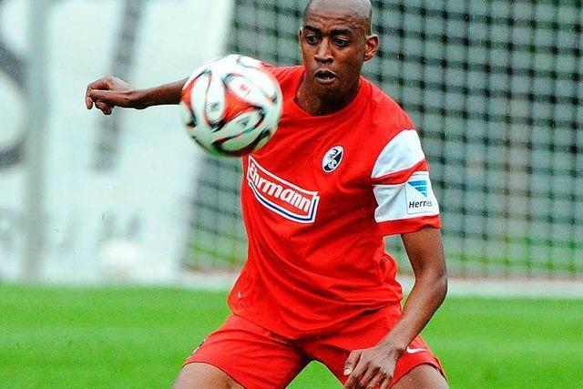 Gelson Fernandes steht wohl vor einem Wechsel zu Stade Rennes